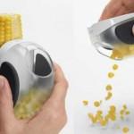 Corn Stripper, un cortador de granos de maíz