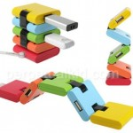 USB flexible de colorines