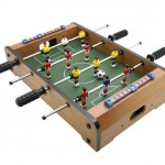 Futbolín para casas pequeñas (normales)