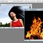 Mujer en llamas [tuto photoshop] by Fremder