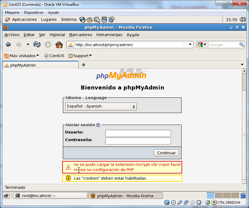Install Php: Centos Install Php Mcrypt