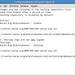 Montando un servidor web en CentOS 5.5- Parte IV