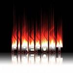 Letras con Efecto de Fuego con Photoshop