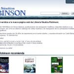 Los mejores libros náuticos en la Librería Náutica Robinson