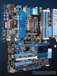 Placa ASUS con chipset Z68