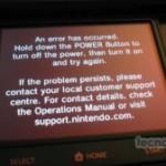 ¿Con problemas en la nueva Nintendo 3DS?