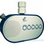 Radio H2O Power funciona con agua