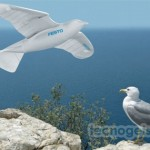 SmartBird: Una gaviota electrónica que vuela casi naturalmente