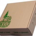 LifeBox: Planta una caja de cartón y siembra 100 arboles