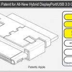 Apple patenta una nueva generación de conectores de 30 pines que soportan USB 3.0 y Thunderbolt