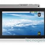 Características de la Tablet RoverPad Aire T70
