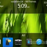 Six dot X para BlackBerry por BBThemes