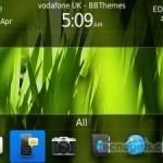 Six dot X para BlackBerry por BBThemes