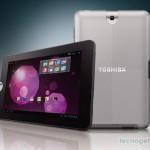 """Toshiba hace oficial su Tablet """"Regza AT300″. En Junio por 700 $."""