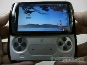 Xperia Play 300x222