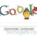 Roger Hargreaves pinta 16 sonrisas para Google, ¿las vemos?