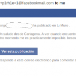 Ya podemos responder en Facebook desde el correo