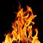 Mujer de Fuego con Photoshop