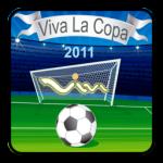 VIVA LA COPA 2011, aplicación para Android