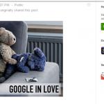 """Google+ añade """"Envia invitaciones"""""""