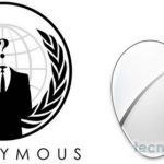 Anonymous hackea a Apple
