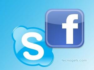 Facebook y Skype