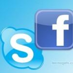 Facebook incorpora a su chat un servicio de videollamadas con Skype