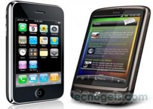 HTC VS Apple