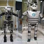 El Cinvestav presenta al androide Mex-One