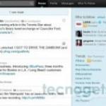 Twitter incluye publicidad en los mensajes del usuario