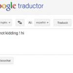 Nuevo diseño para Google Translate