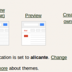 Gmail, nuevos temas y funciones