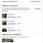 """Nueva opción """"Ignorar"""" en Google+ ;-)"""