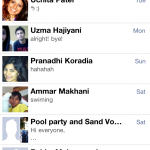 Facebook lanza Messenger, un aplicación para iOs y Android