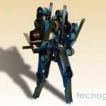 Mabel, un robot de dos pies rompe record de velocidad