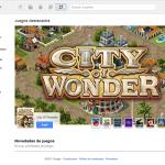 Añaden juegos a Google +