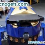 GOLEM II+ Robot mexicano que aprende