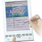Presentan tablet lector de libros para primaria. Con Ruiz Healy