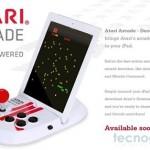 """""""Convierten"""" al iPad en una máquina de Atari"""