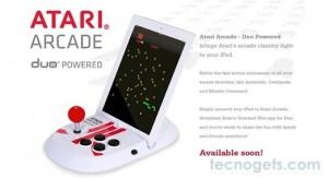 iPad Atari