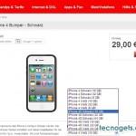 Error en sitio web devela nuevo iPhone 4S