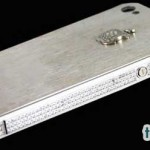 La joya de la manzana: el iPhone 4S se cubre de diamantes