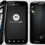 Android 2.3.4 para el Motorola ATRIX de Orange está implementado en Reino Unido