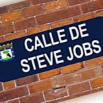 Steve Jobs tendrá su propia calle