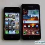 Galaxy e iPhone los smartphones navideños