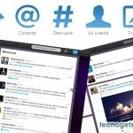 Twitter moderniza su diseño