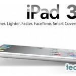 El próximo iPad saldrá a inicios del 2012