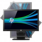 HP Compaq L2311c, monitor con dock para portátil
