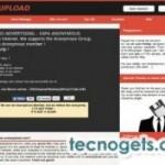 Anonyupload el sucesor de Megaupload