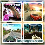 Asphalt 6 – Adrenaline HD para BlackBerry (el reto)